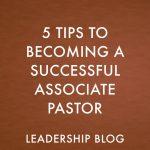 Associate Pastor