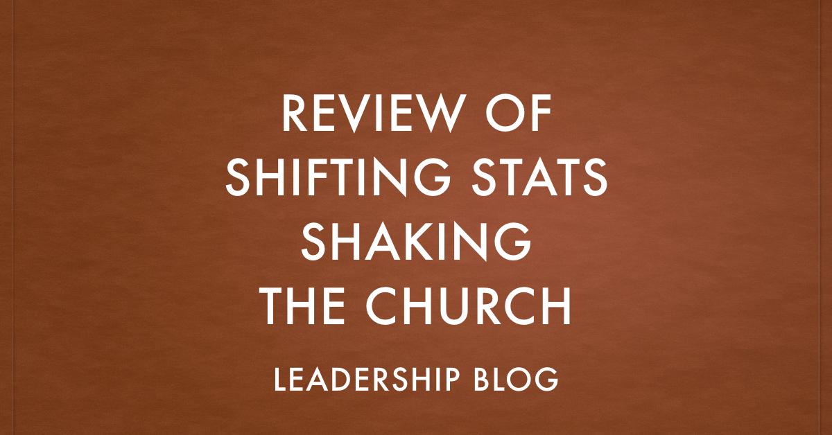 Shifting Stats
