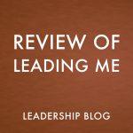 Leading Me