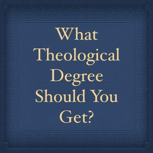 theological degree