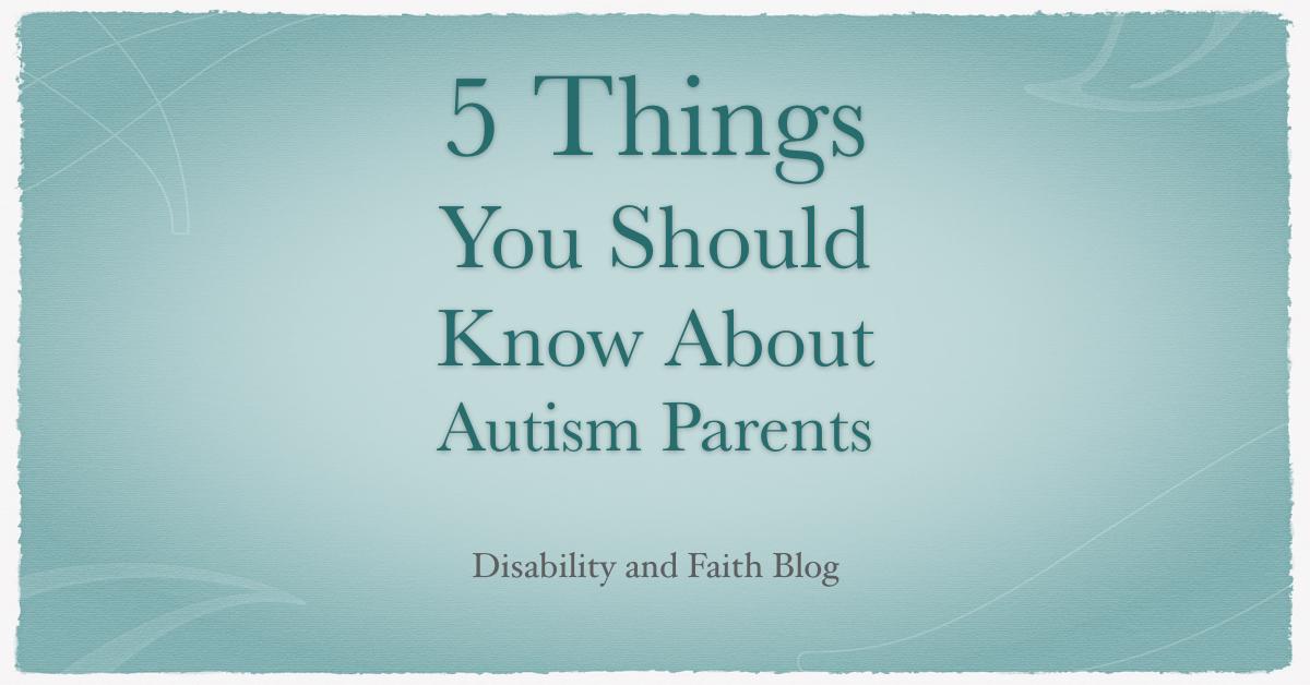 Autism Parents