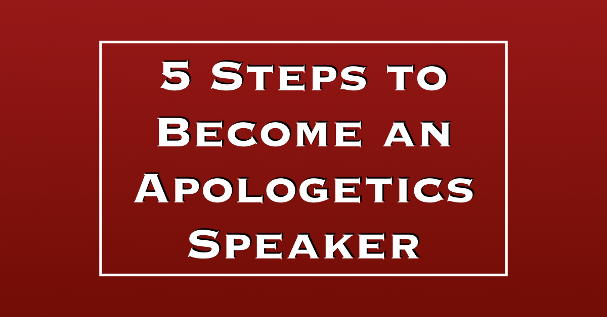 Apologetics Speaker