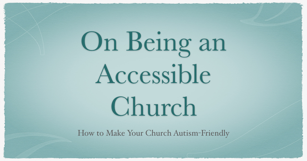 Accessible Church