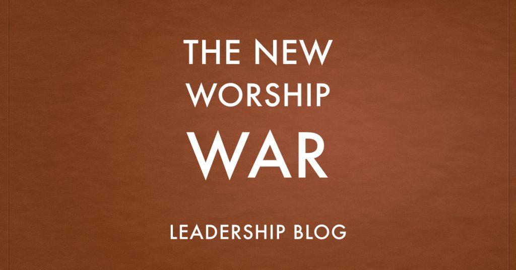 Worship War