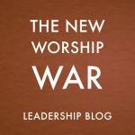 The New Worship War