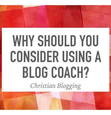 Blog Coach