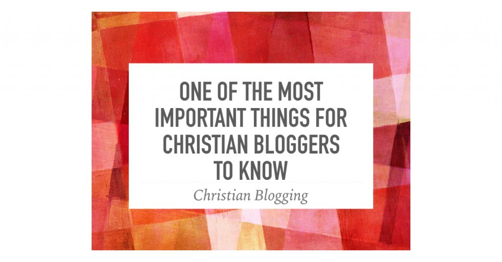 Christian Bloggers