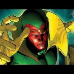 Superhero Origins: The Vision