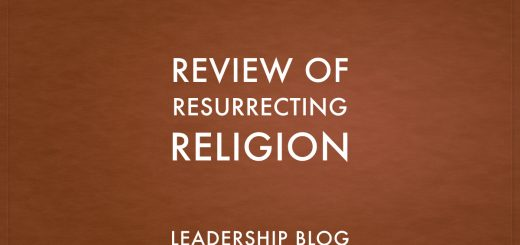 Resurrecting Religion