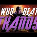 Characters Who Beat Thanos!
