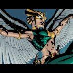 Superhero Origins: Hawkgirl