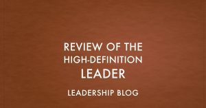 The High Definition Leader – Review