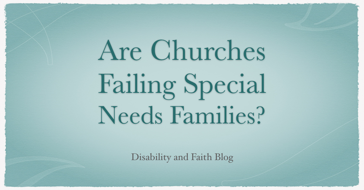 Special Needs Families