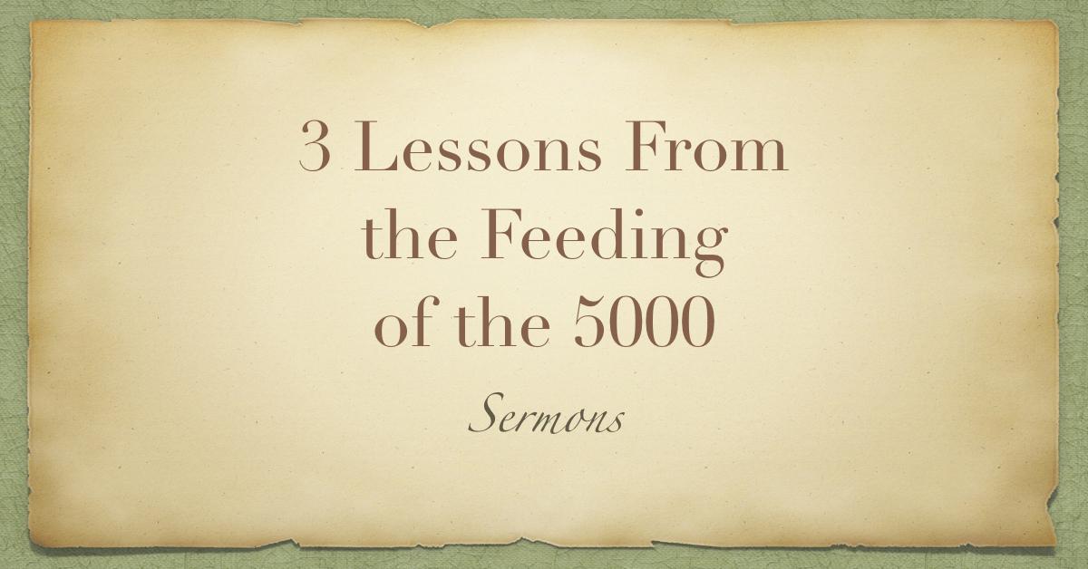 Feeding of the 5000