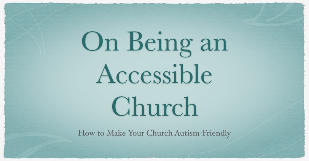 Accessible Church