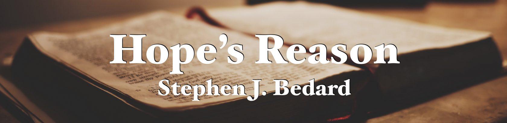 Stephen Bedard