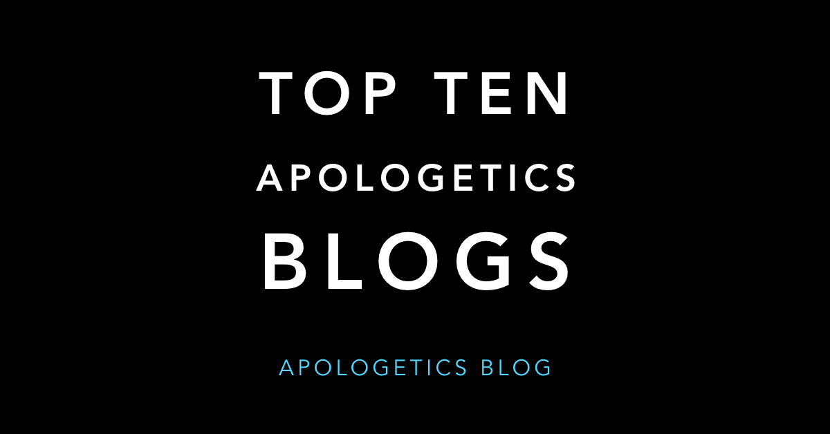 Apologetics Blogs
