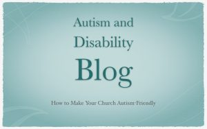 Autism and Disability