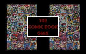 Comic Book Geek